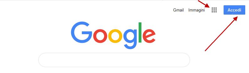accesso google