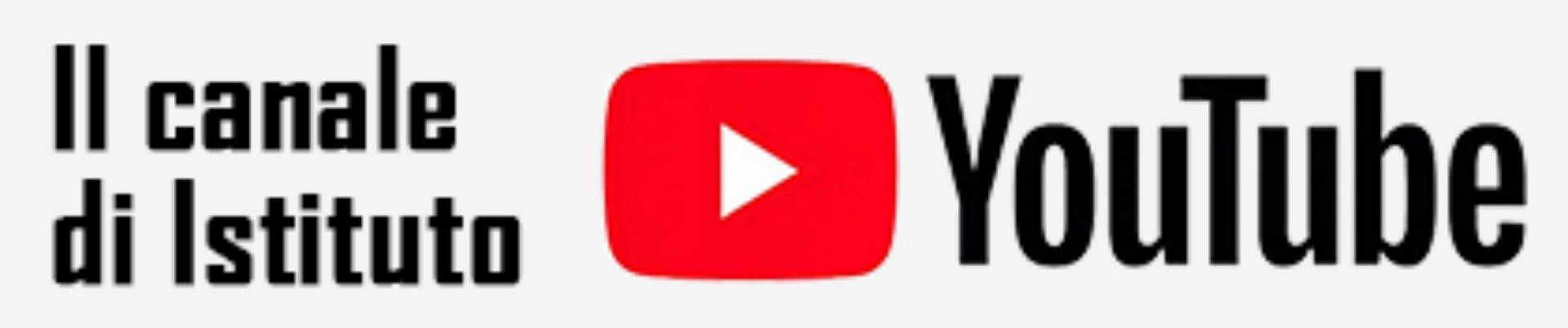 Il canale Youtube dell'Istituto